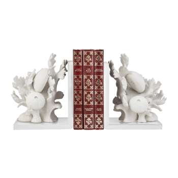 Reef Bookend Set (20 x 16cm)