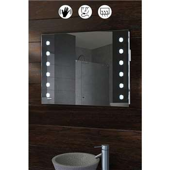 Reflex LED Bathroom Mirror (H50 x W70cm)