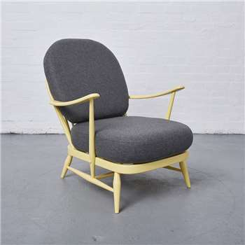 Reloved Upholstery Vintage Ercol Windsor Chair (90 x 71cm)