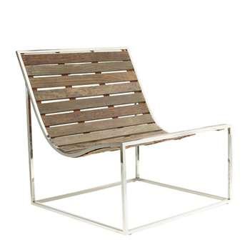 Remington Chair - Recycled Elm (71 x 70cm)