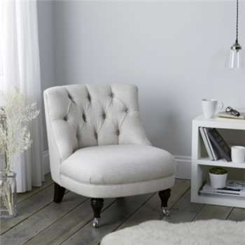 Richmond Tub Chair - Natural Linen Union