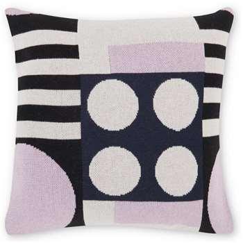 Ringa Cotton Knit Cushion, Multi (H45 x W45cm)