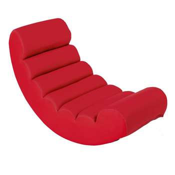 Ripple rocker red (62 x 53cm)