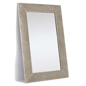 Rivan Decorative Brass Mirror (60 x 90cm)