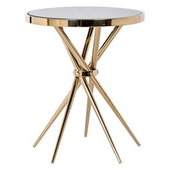 Rive Gauche Round Side Table (H60 x W50 x D50cm)