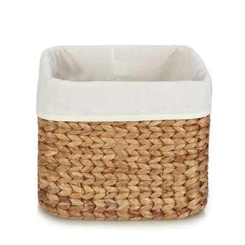 RJR.John Rocha Natural shelf basket (26 x 31cm)