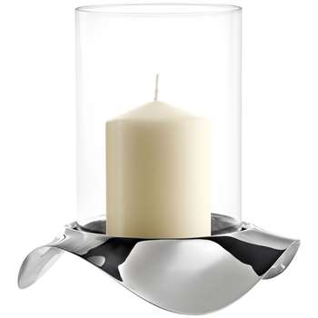 Robert Welch Drift Hurricane Lamp (Height 23cm)