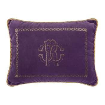 Roberto Cavalli - Venezia Cushion - 30x40cm - Violet