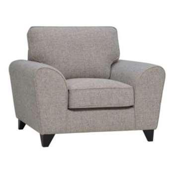 Robyn Spa Fabric Armchair (H88 x W114 x D98cm)