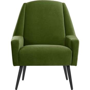 Roco Accent Chair, Cedar Velvet (99 x 73cm)
