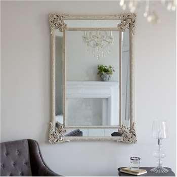 Rococo Vintage Mirror (H124 x W84cm)