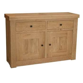 Rondeau 140cm Oak Sideboard (95 x 140cm)