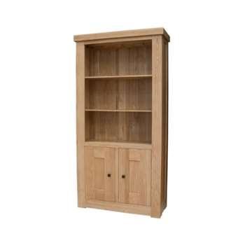 Rondeau Oak Bookcase (195 x 100cm)