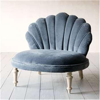 Sabrina Clam Chair (H90 x W100 x D80cm)