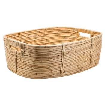 Safari Cane Storage Basket (17 x 53cm)