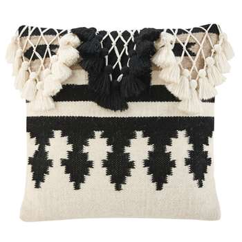 SAIDA Wool and Cotton Berber Cushion (50 x 50cm)