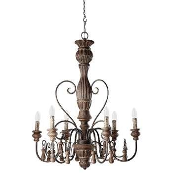 Saint Honoré chandelier (Diameter 85cm)