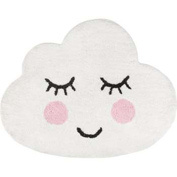Sass & Belle Sweet Dreams Smiling Cloud Rug (53.5 x 69.5cm)