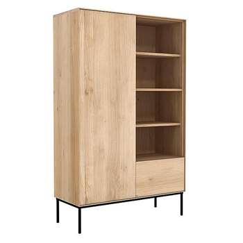 Savannah Tall Cabinet (H178 x W110 x D45cm)