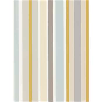 Scion Jelly Tot Stripe Wallpaper - 111262