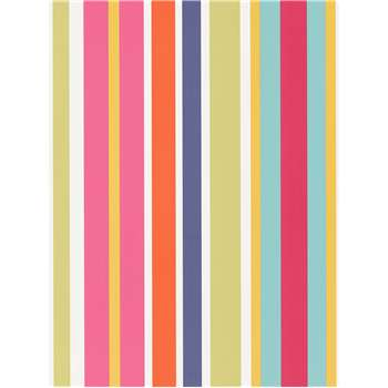 Scion Jelly Tot Stripe Wallpaper - 111264