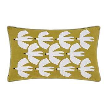 Scion - Pajaro Cushion - Citrus (H30 x W50cm)
