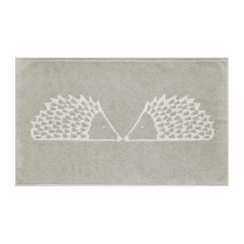 Scion - Spike Bath Mat - Grey (H50 x W90cm)