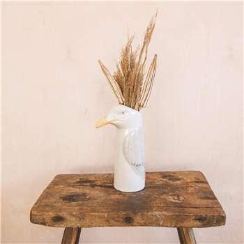 Seagull Flower Vase (H26 x W9 x D15cm)