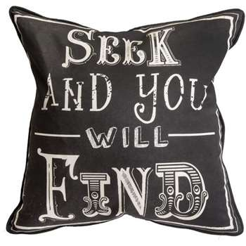 Seek Cushion (H50 x W50cm)