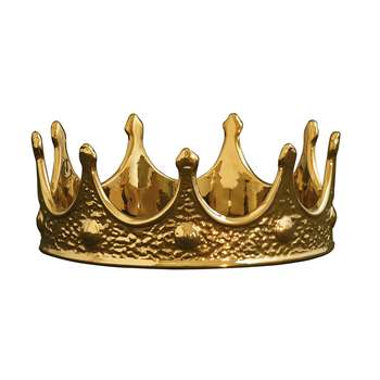 Seletti - Limited Gold Edition - My Crown (30 x 17.5cm)