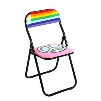 Seletti - Peace Folding Chair (79 x 44cm)