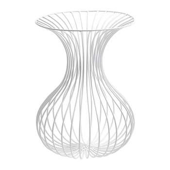 Serax - Antonino Rho Vase - White (H27.5cm)
