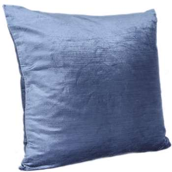 Serene Blue Lavish Cushion (H50 x W50cm)