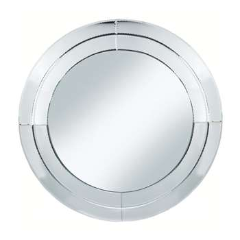Seriana Round Mirror (Diameter 80cm)