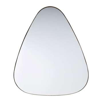 SHELBY Gold Metal Mirror (H100.5 x W80 x D3.5cm)