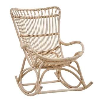 Sika-Design - Monet Rocking Chair - Natural (H93 x W65 x D99cm)
