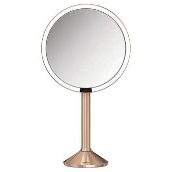 simplehuman - Pro Sensor Mirror - Rose Gold (H43 x W20cm)