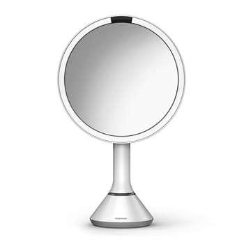 simplehuman - Sensor Mirror with Brightness Control - White (H46 x W20cm)