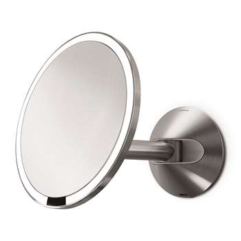 simplehuman - Wall Mount Sensor Mirror (23 x 35cm)