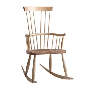 Croft Collection Melbury Rocking Chair (108 x 54cm)