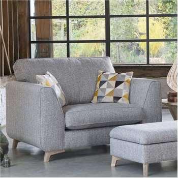 Skandi Snuggler Chair (H95 x W140 x D100cm)