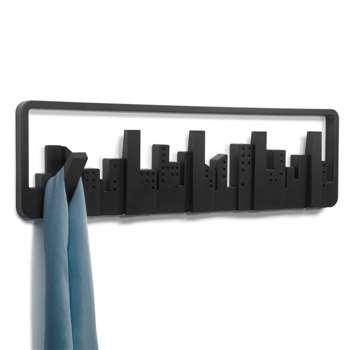 Skyline hook black (15 x 58cm)