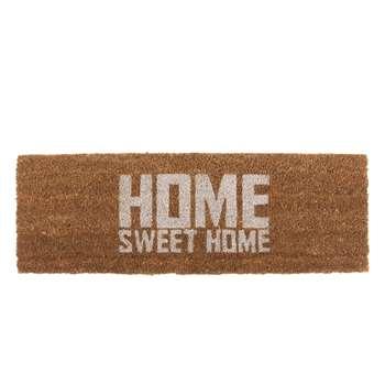 Slim home sweet home doormat (26 x 75cm)
