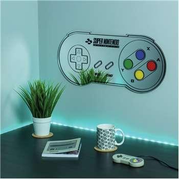 SNES Controller Mirror (H27 x W60 x D1cm)