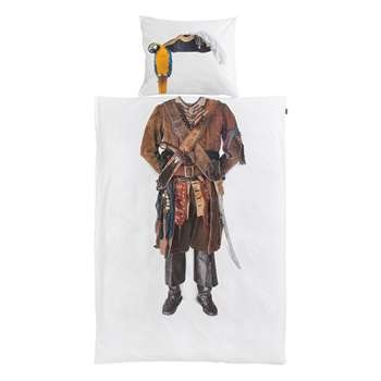 Snurk - Pirate Duvet Set - Single (200 x 135cm)