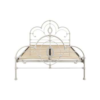 Somerset Dove Grey Bed Frame Super King (129 x 186cm)
