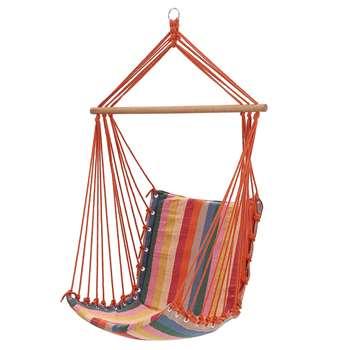 Songmics Hammock Chair, Rainbow