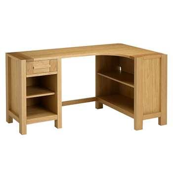 Sonoma Corner Desk, Oak (Width 150cm)