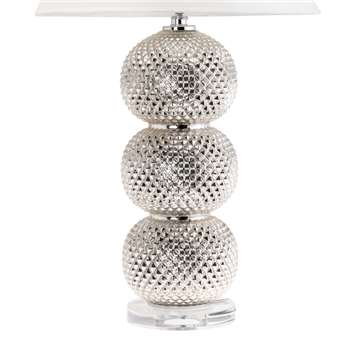 Sorrento Glass Lamp Base (58 x 17.5cm)