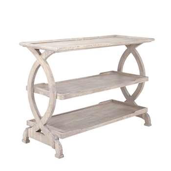 Soufriere Table - Natural (76 x 107cm)
